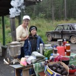 Vendor - Trans-Siberian Highway