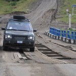 Bridge - Trans - Siberian Highway