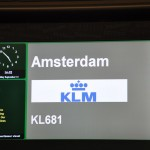 We transfer to KLM  - Amsterdam to Vancouver