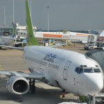 Air Baltic - Amsterdam to Riga, Latvia