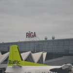 Arrive Riga International Airport