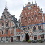 Town Center - Riga, Latvia
