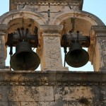 Old church bells - Korcula, Croatia