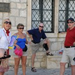 Walking tour - Korcula, Croatia