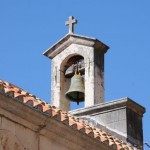 Church bell - Korcula, Croatia