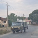 Left over Russian vehicle - Bulgaria