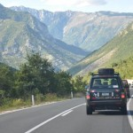On the road again - Bosnia