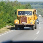 Many of these trucks still on road - Serbia