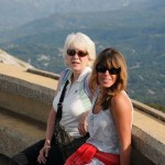 Olga and Stephanie -Mount Lovcen, Cetanje, Montenegro