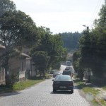 Lots of old cobbled roads - rural Bulgaria