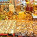 Wonderful treats; Grand Bazaar - Istanbul, Turkey
