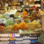 Wonderful edibles; Grand Bazaar - Istanbul, Turkey