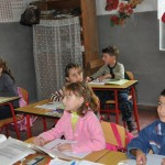 Rural village school (7 students) - Tsagveri, Georgia