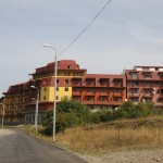 One of several hotels - Bakuriani, Georgia