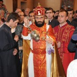 Ceremony;  Armenian Church - Echmiadzin, Armenia
