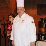 Celebrated chef - Yerevan, Armenia