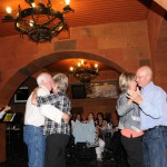 Dinner and dancing - Yerevan, Armenia